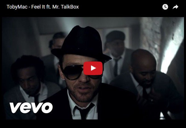 TobyMac - Feel It feat Mr. TalkBox