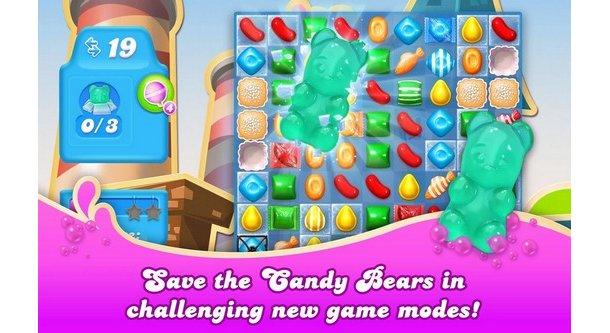 Candy Crush Soda Saga apk letöltés