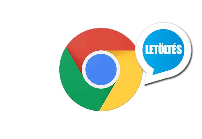 Google Chrome 75.0 64-Bit (magyar) letöltés