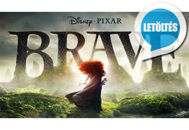 Disney: Merida a bátor (Brave) HD letöltés