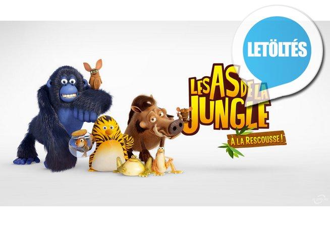 Dzsungelbanda (Les As de la Jungle) HD letöltés