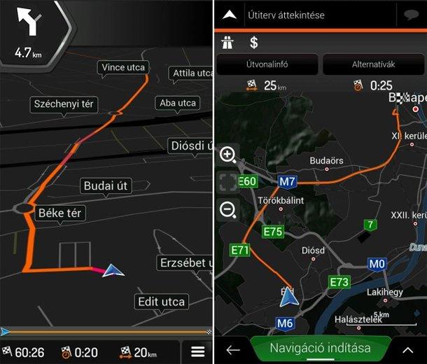 Igo Android Magyarország Térkép Letöltés