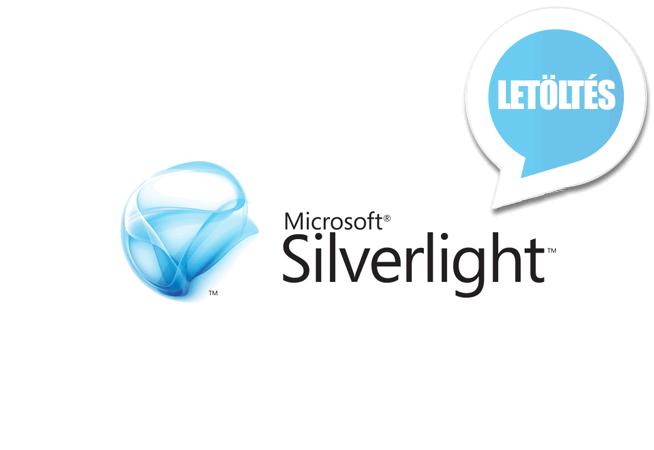 Microsoft Silverlight 5 letöltés