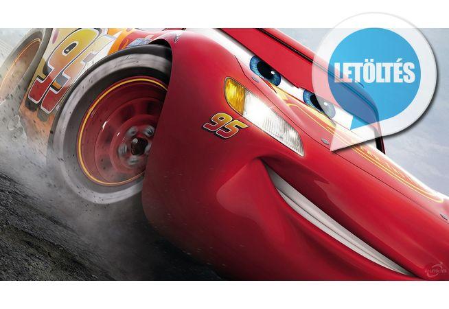 Disney: Verdák 3. (Cars 3) HD letöltés