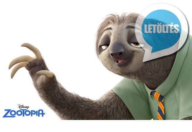 Disney: Zootropolis - Állati nagy balhé (Zootopia) HD letöltés