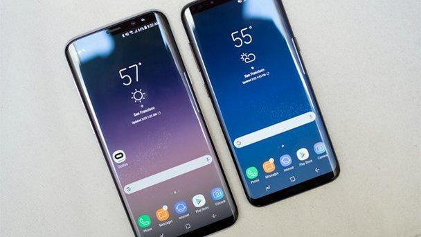 Bemutatkozott a két új trónörökös a Samsung Galaxy S8 és S8+